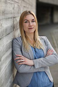 Carolin Hofmann Ausbildung zur Steuerfachangestellten