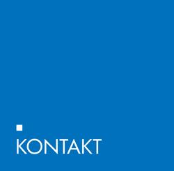 Kontakt Icon blau