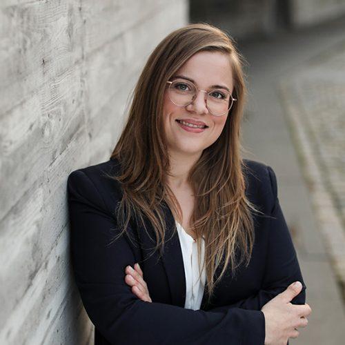 Christine Schmidt Bilanzbuchhalterin und Steuerfachwirtin